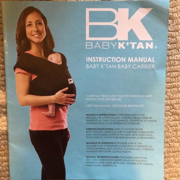 Baby Ktan Accessories Ktan Active Baby Carrier Poshmark